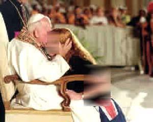 حدود القس تعامله النساء المسيحية؟ يسوع بابا الفاتيكان نموذجا!