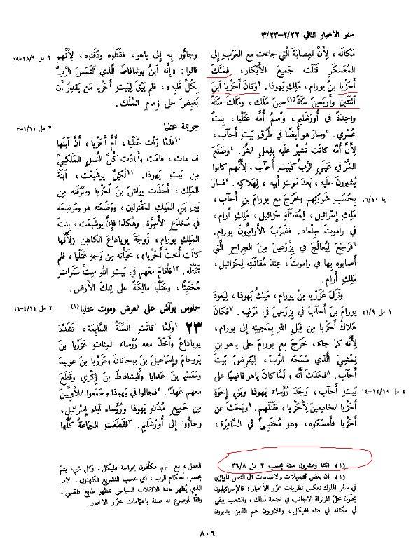 تناقضات الكتاب المقدس القاطعة بوقوع التحريف