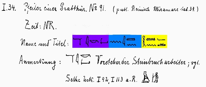 مخطوطة فرعونية تثبت أن القران وحي الهي . Attachment