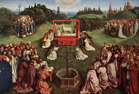الأصول الوثنية للمسيحية الخَـرُوف
