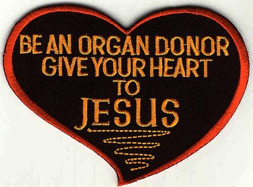 الأصول الوثنية للمسيحية عبارة امنح قلبك ليسوع