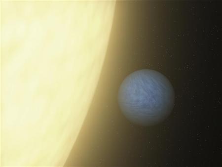 علماء الفلك يكتشفون كوكبا الألماس