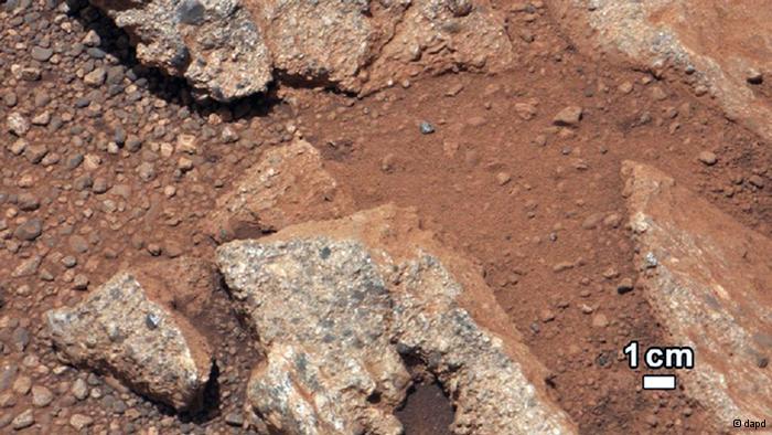 ناسا: تربة المريخ تشبه تربة هاواي