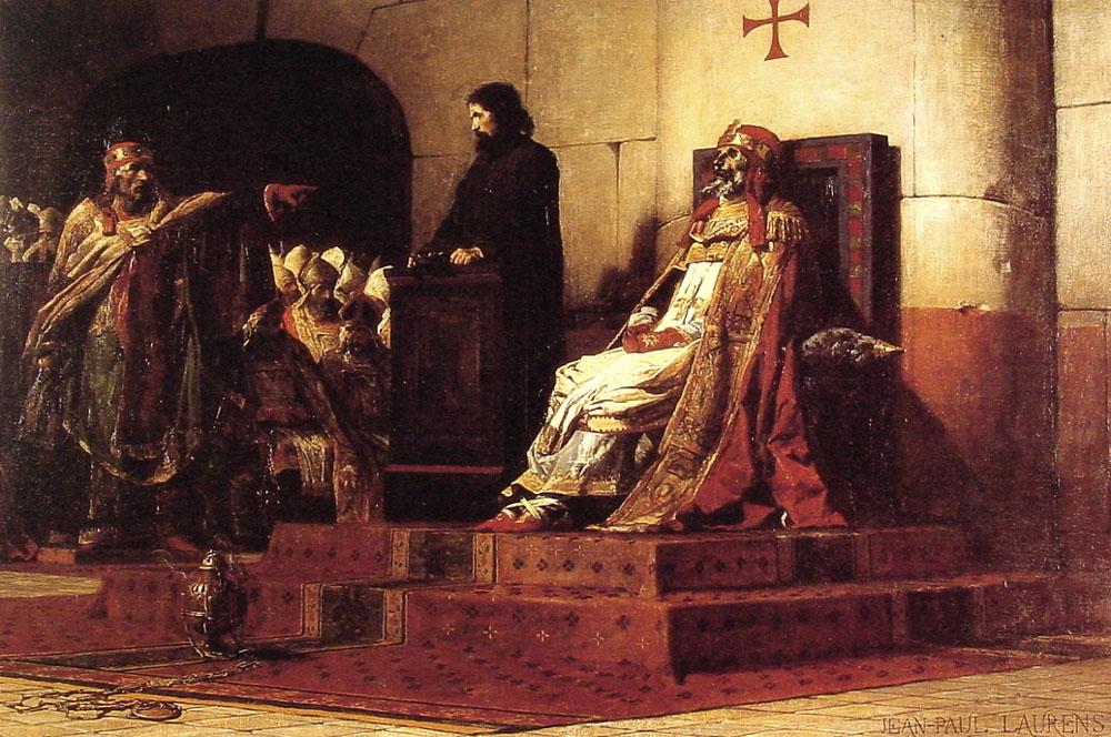 بابوات النصارى يُحاكمون الأموات