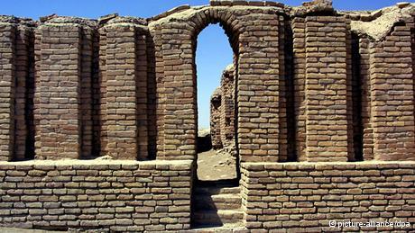 آثار العراق المنسية