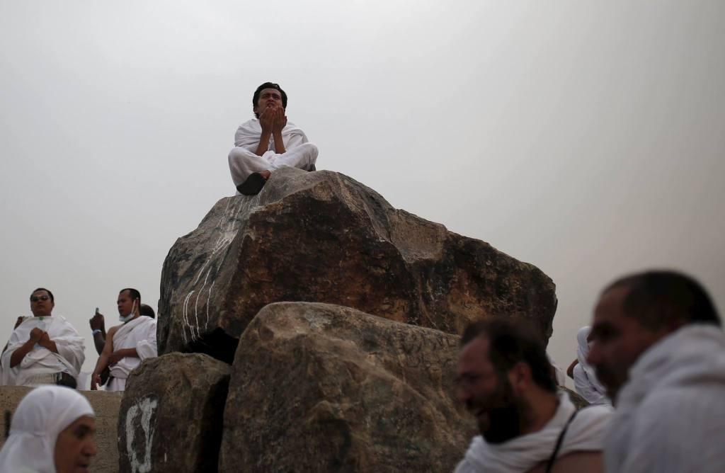 Arafat monte misericordia