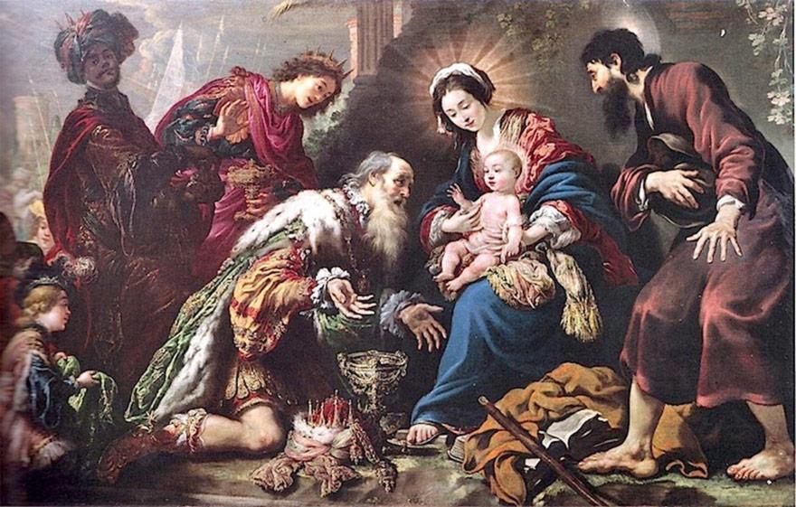 الأصول الوثنية للكريسماس!!