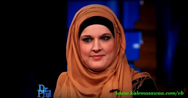 Kristin Nicole Ritchie s'est convertie l'islam