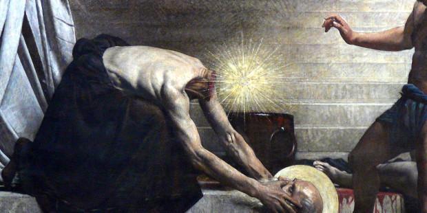 القدّيس الزومبي