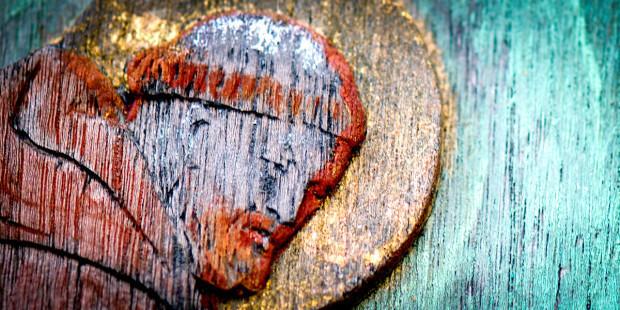 الأصول الوثنية للمسيحية الهالة التي توضع القديسين