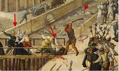 مقتلة سانت بارثولومي العظيمة
