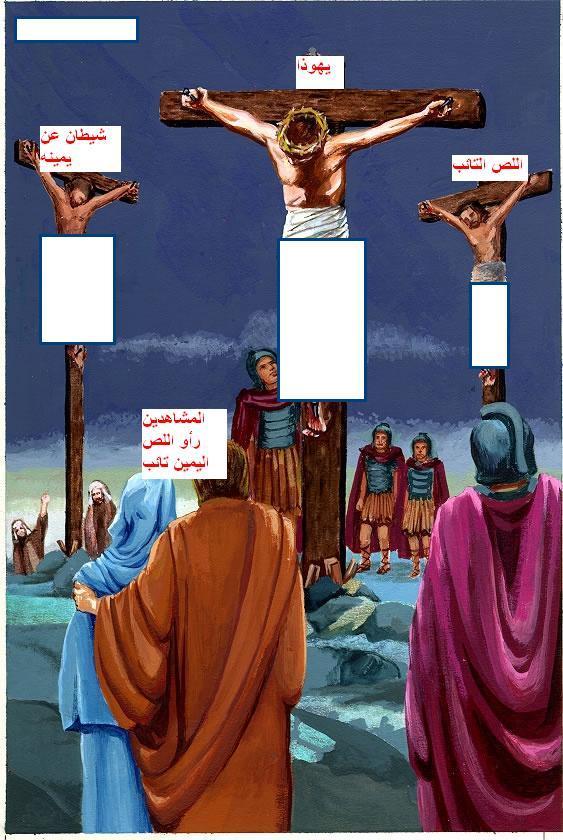 الدليل القاطع يَهُوذَا المسيح