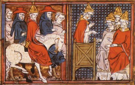 المسكوت تاريخ الأباء البابا أوربان الثاني [1042-1099]