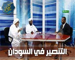 التنصير في السودان